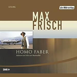 Homo Faber Audiobook