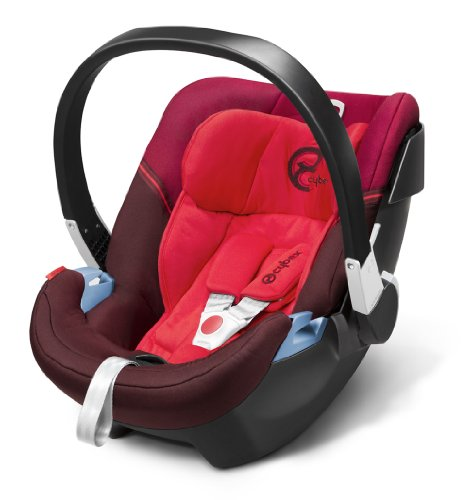 Get Cheap Baby Car Seat Group 0 Kg 0 13 Cybex Aton 3 Poppy Red Red