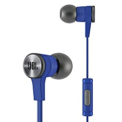 JBL Synchros E10 Stereo In-Ear Headphones With Mic-Blue