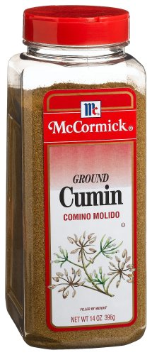 Buy McCormick Cumin, Ground, 14-Ounce Units (Pack of 2) (McCormick, Health & Personal Care, Products, Food & Snacks, Seasonings Herbs & Spices, Cumin)