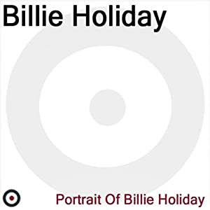 Billie Holiday -  Portrait
