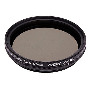 Pixel 52Mm Neutral Density Filter Nd2 Nd400 With Lens Cap