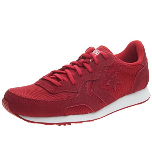 Converse Auckland Racer Ox Scarpe Sportive Tango Red (40)