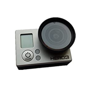 37mm Lens Protector UV Glass for GoPro HERO3 / HERO3+ by The Accessory Pro