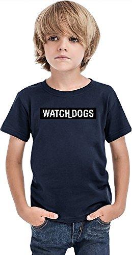Watch Dogs Logo Ragazzi T-shirt 12+ yrs