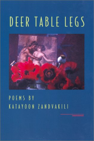 Image for Deer Table Legs: Poems (Contemporary Poetry Series)