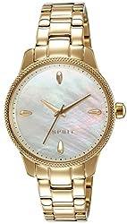Esprit Analog White Dial Womens Watch - ES108602005