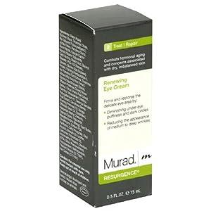 Murad Resurgence Renewing Eye Cream, 2: Treat/Repair, 0.5 fl oz (15 ml)