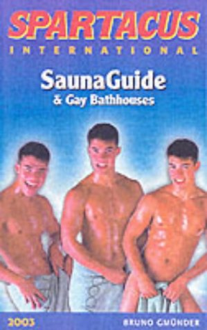 Spartacus International Sauna Guide (Multilingual Edition)