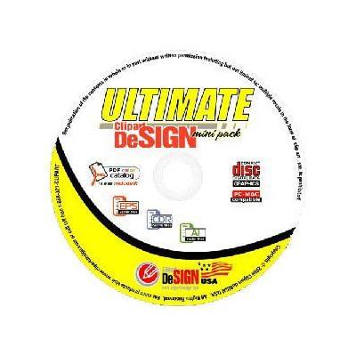 Ultimate ClipArt deSIGN MINI PACK Vinyl Sign Making