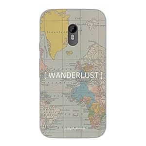 Designer Phone Covers - Moto G3-MAP