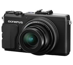 Stylus XZ-2 - noir + Etui semi rigide SLM-C200 - noir + Carte mémoire SDHC Premium Series - 16 Go Classe 10 (LSD16GBBEU200)