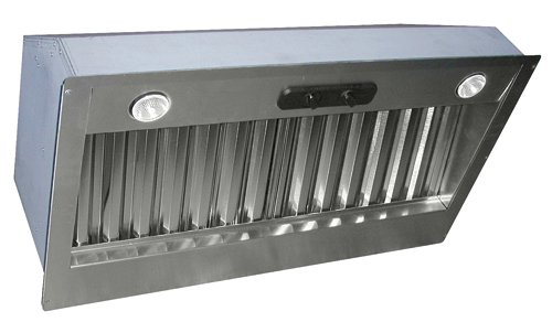 Air King PIN600 Professional 32 Inch 3-Speed Range Hood Insert, 600-CFM