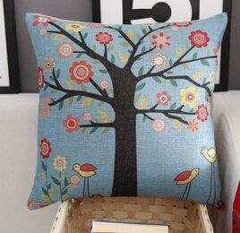 Bear Three Bedding Sofa Cushion Cover Pillow Case front-1079908
