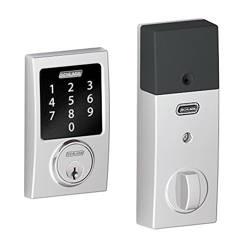 Schlage Lock Company Be468cen625 Connect Century
