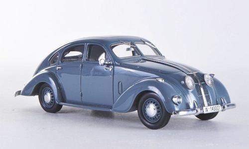 Adler-25L-Autobahn-grau-1937-Modellauto-Fertigmodell-Neo-143