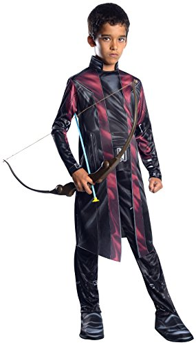 Rubie's Costume Avengers 2 Age of Ultron Child's Hawkeye Costume, Large