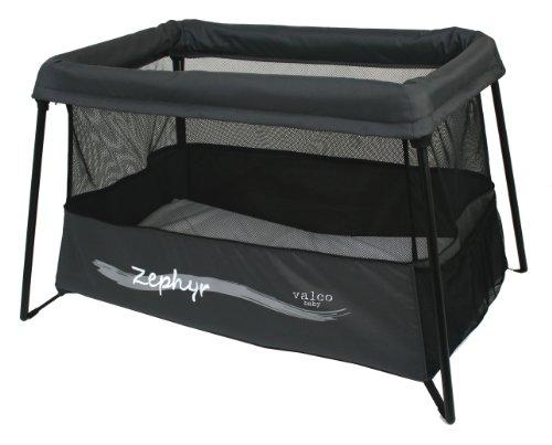 Valco Baby Zephyr Travel Crib, Breeze - 1