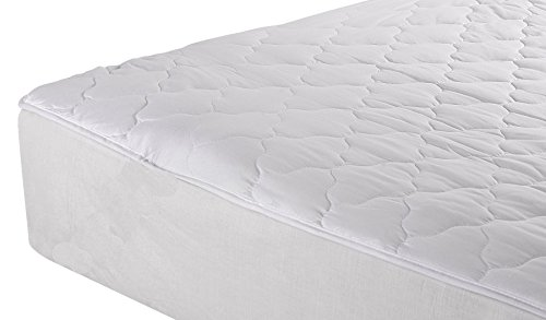 Review Of College Dorm Twin Extra Long Quilted Mattress Pad Cotton Polyester