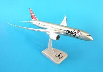 Boeing 787-8 Northwest Airlines maquette avion échelle 1:200
