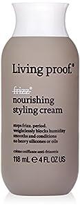 Living Proof No Frizz Nourishing Styling Cream, 4 Ounce