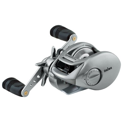 DAIWA STRIKEFORCE 100HA BAITCASTING BASS REEL