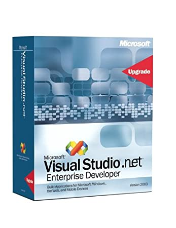 Microsoft Visual Studio .NET Enterprise Developer 2003 Upgrade [Old Version]