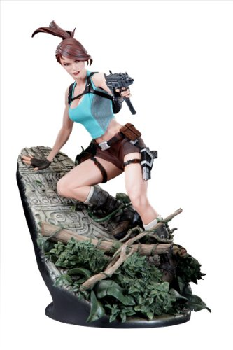 Picture of Sideshow Lara Croft Premium Format Figure - Sideshow Exclusive Version (B00546H8FA) (Sideshow Action Figures)