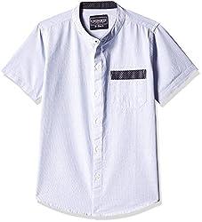 Cherokee Boys' Shirt (267983712_Blue_13 - 14 years)