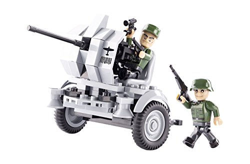 COBI Small Army FLAK 38 3.7cm AA Building Kit