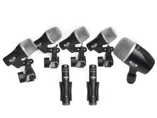 Cad Audio Stage 7 Premium 7-Piece Drum Pack