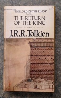 Image for The Return of the King  The Original Ballantine Paperback