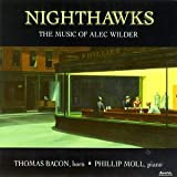 Image of Nighthawks: The Complete Music for Horn & Piano by Alec Wilder