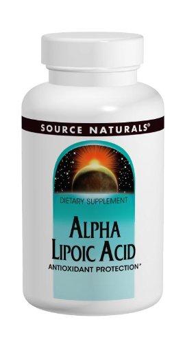 Source Naturals alfa lipoico 200mg, 120 tabletas