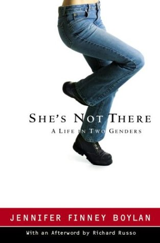 She's Not There: A Life in Two Genders, Jennifer Finney Boylan