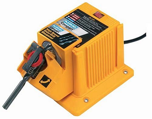 Plasplugs DSH402US 1 Amp 7 64-Inch to 3 8-Inch Drill Bit SharpenerB0006FKI6A