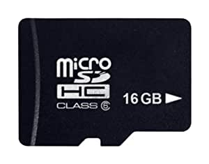 Platinum Carte mémoire Micro SDHC Class 6 16 Go