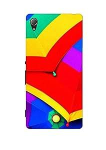 Joe Printed Hard Back Case For Sony Xperia XA Ultra Mobile (Multicolor)