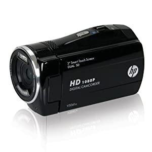 41RCTjoYrCL. SL500 AA300  HP V5061u 1080p Digital Camcorder   $100 + Free Shipping