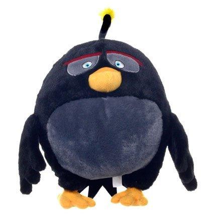 Angry Birds il film - Peluche Bomb, uccello nero 26cm Qualitè super soft