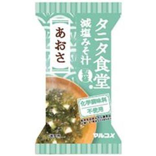 マルコメ フリーズドライ タニタ食堂監修 あおさ 1食(7g)×10袋