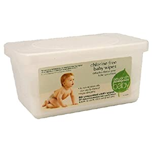 Seventh Generation Baby Wipes - 70 ct Tub