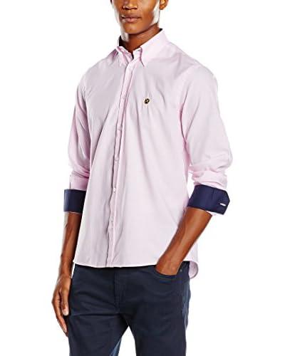 POLO CLUB Hemd Gentle Sir Oxford Top rosa 3XL