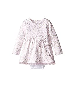 kate spade york Baby Girls Dress with Tulle, Confetti Dot, 9M from Global Brands Group - Quidsi
