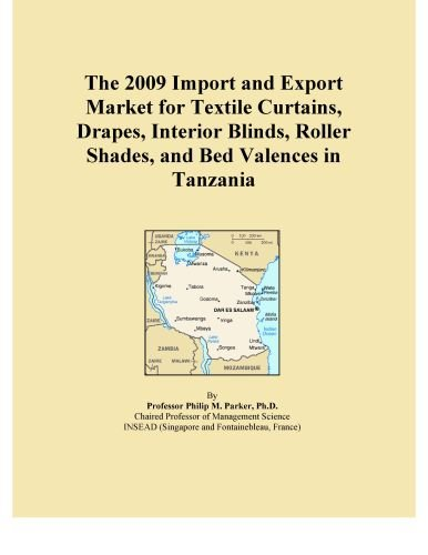 The 2009 Import and Export Market for Textile Curtains, Drapes, Interior Blinds, Roller Shades, and Bed Valences in Tanzania