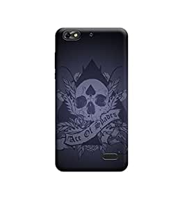 Kratos Premium Back Cover For Huawei Honor 4C