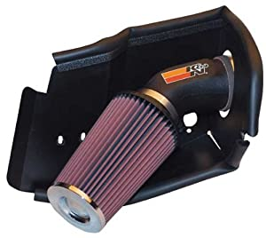 K&N 57-1000 FIPK Performance Air Intake System