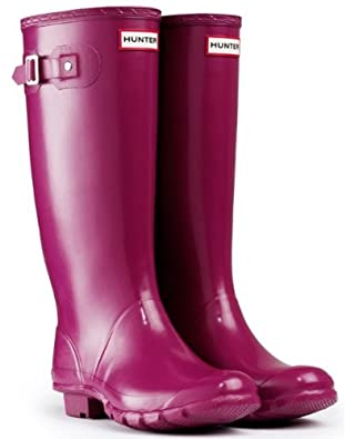 Violet hunter wellies