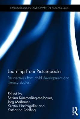 learning-from-picturebooks-perspectives-from-child-development-and-literacy-studies-edited-by-bettin