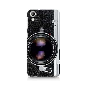 Ebby Camera Leica M6 Premium Printed Case For HTC Desire 820